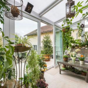 Bemutatkozás, télikert és teraszbeépítés